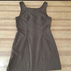 🌟🌟Womans Sleeve Less Brown Accomplice Dress